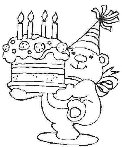 moldes cumpleaños