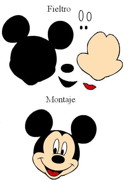 Mickeymousefieltro
